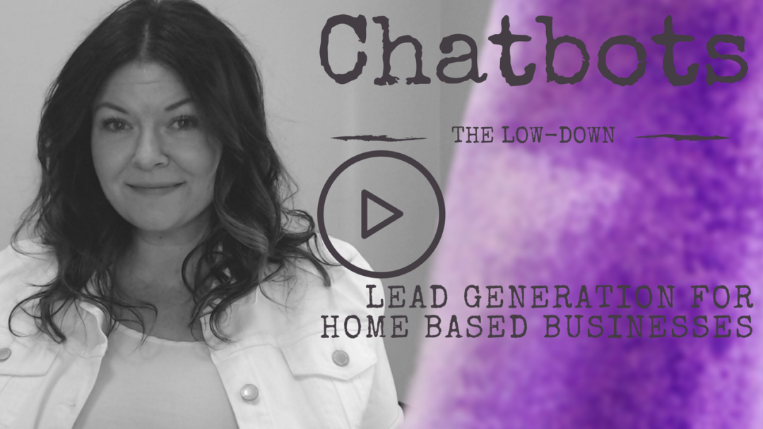 chatbots for lead generation in home based businesses